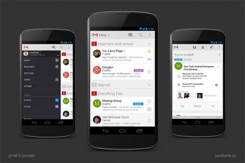 Gmail : chặn đường chinh phục người dùng sau 9 năm nhìn lại